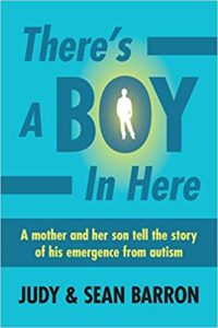Book review of There's a Boy in Here by Judy and Sean Barron
