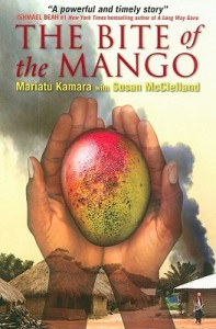 The Bite of the Mango by Mariatu Kamara with Susan McClelland