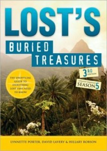 Lost's Buried Treasure Book