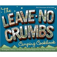 Leave No Crumbs Cookbook – The Great Camping Event – Day 10