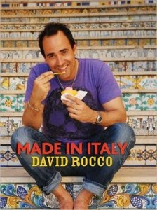 Made in Italy Cookbook by David Rocco