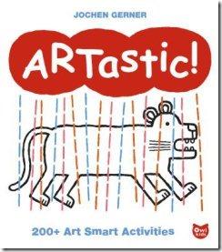 Artastic! by Jochen Gerner