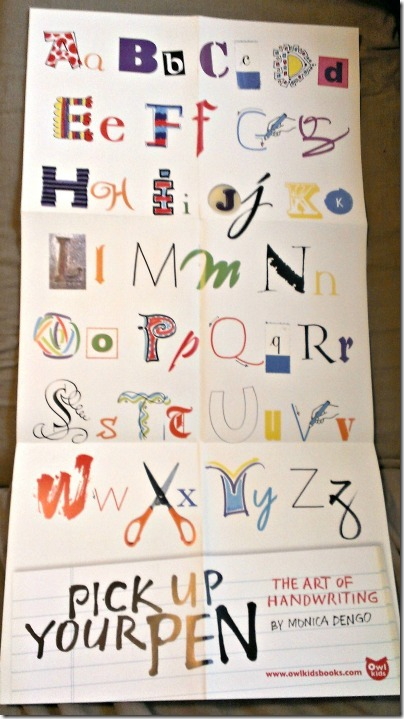 the-art-of-handwriting-poster