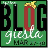 Spring Bloggiesta–I'm Joining In!