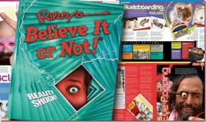 Ripley's Believe It or Not! Reality Shock (Annual 11)