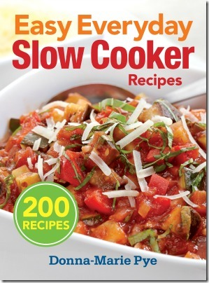 Easy Everyday Slow Cooker Recipes Book Review