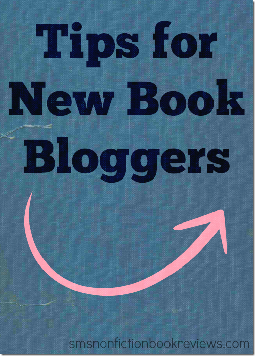 Tips for New Book Bloggers