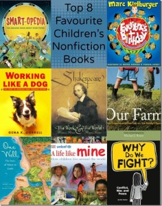 #TBT Favourite Children's Nonfiction Books #BookBlogRiMo