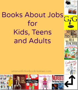 Books About Jobs for Kids, Teens and Adults #EntertainmentHOP