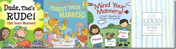 Books About Manners