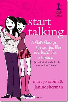 Start Talking - 6 Nonfiction Books for Teenage Girls