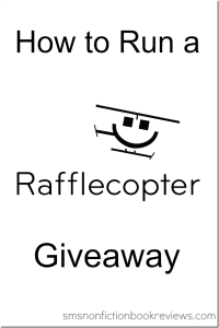 How to Run a Rafflecopter Giveaway