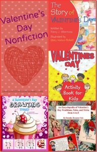 Valentines Day Nonfiction Books
