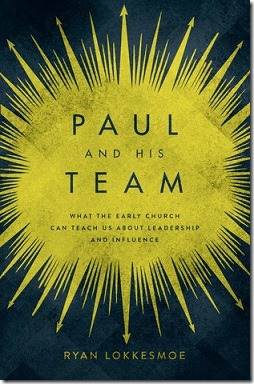 Paul and His Team by Ryan Lokkesmoe