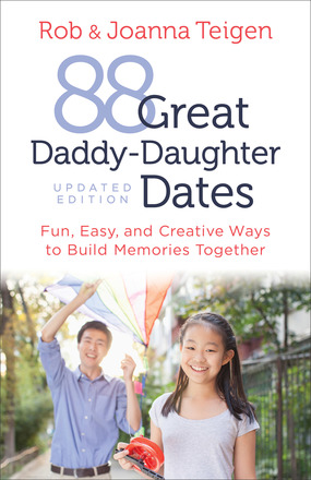 88 Great Daddy-Daughter Dates