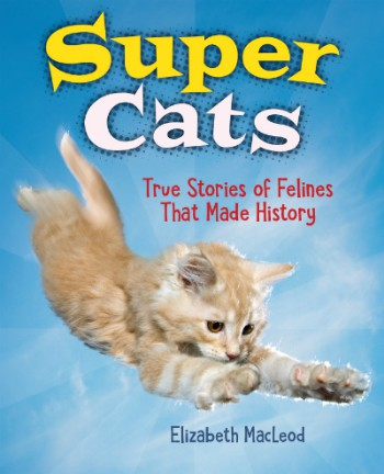 Super Cats: True Stories of Felines That Made History by Elizabeth MacLeod