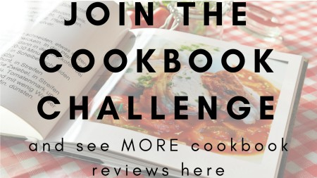 Join the Cookbook Challenge