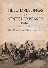Field Dressings by Stretcher Bearer France