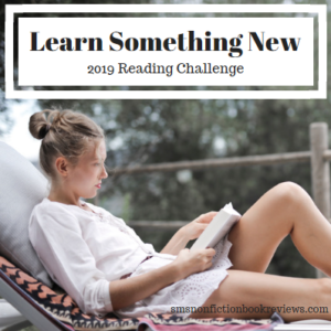 Learn Something New 2019 Reading Challenge #LSNReadingChallenge