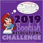 2019 Bookish Resolutions Challenge