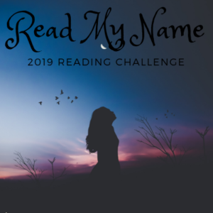 Read My Name – a 2019 Reading Challenge
