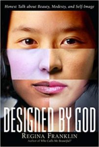 A book review of Designed by God by Regina Franklin