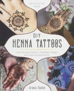 DIY Henna Tattoos