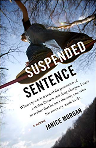 A book review of Suspended Sentence: a Memoir by Janice Morgan