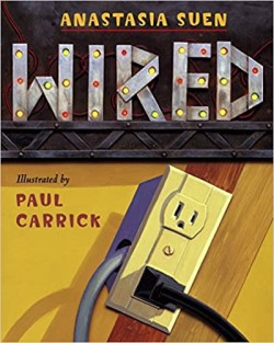 A book review of Wired by Anastasia Suen